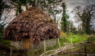 The Early Medieval Irish Roundhouse at UCD Centre for Experimental Archaeology