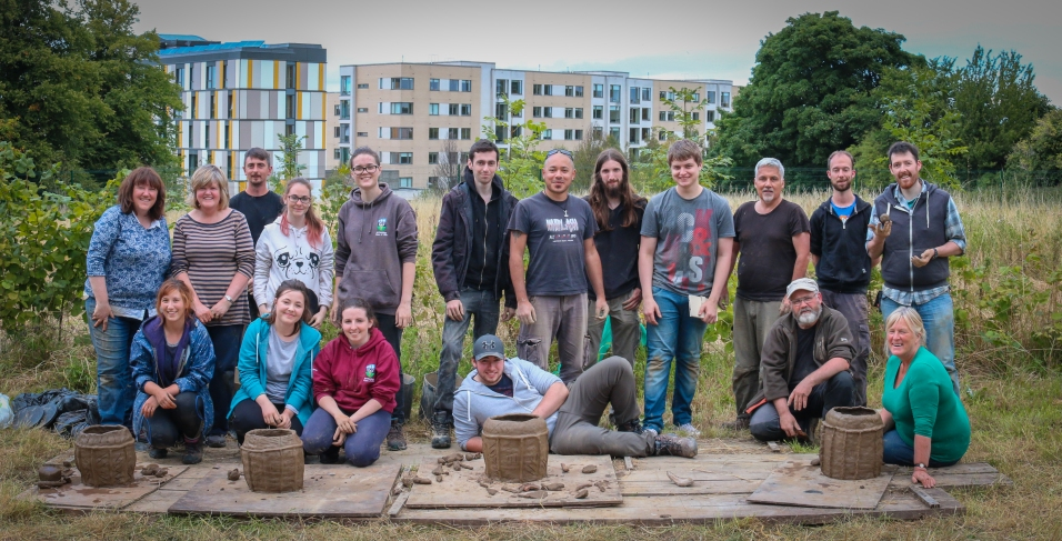 The Arch30500 Experimental Archaeology and Ancient Technologies students of 2015